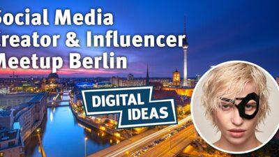 Social Media Creator & Influencer Meetup #2